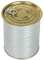 Round Tin Box Food - My Chau Printing & Packaging Joint Stock Company